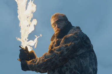 game of thrones, beric dondarrion