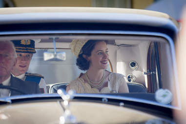 the crown, netflix, claire foy