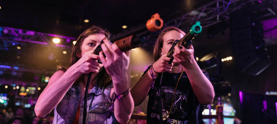 The Hunting Party: Two Wild Days in Vegas at the 'Big Buck Hunter' Championships