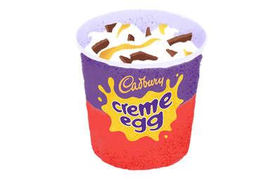 cadburry creme