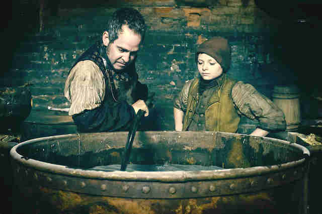 tom hollander on fx taboo