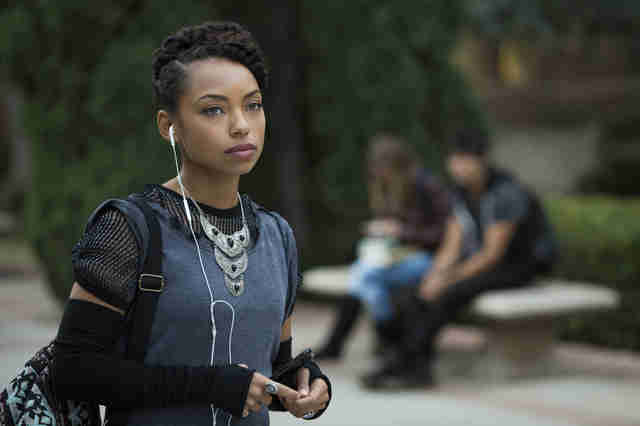 logan browning on netflix dear white people