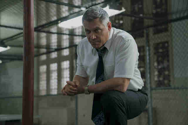 holt mccallany in netflix mindhunter