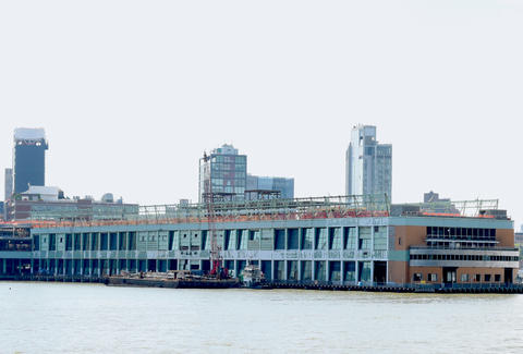 pier 57 nyc