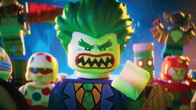 LEGO Batman movie - Joker