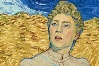 loving vincent - animated vincent van gogh movie