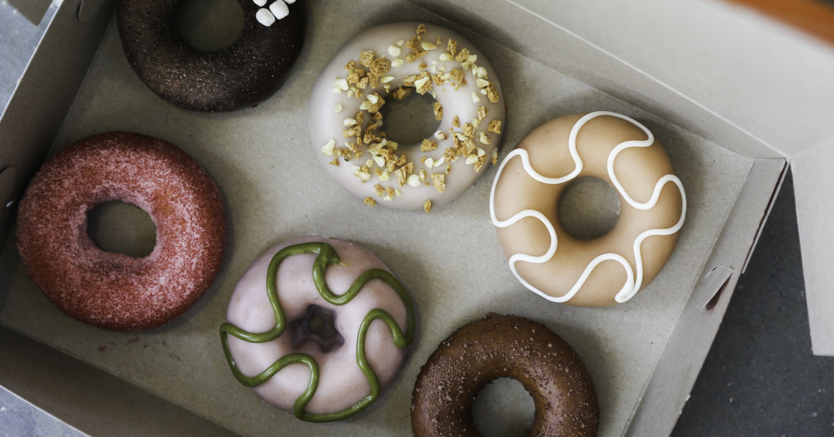 Best Donuts In Nyc Top Doughnut Shops And Spots In The