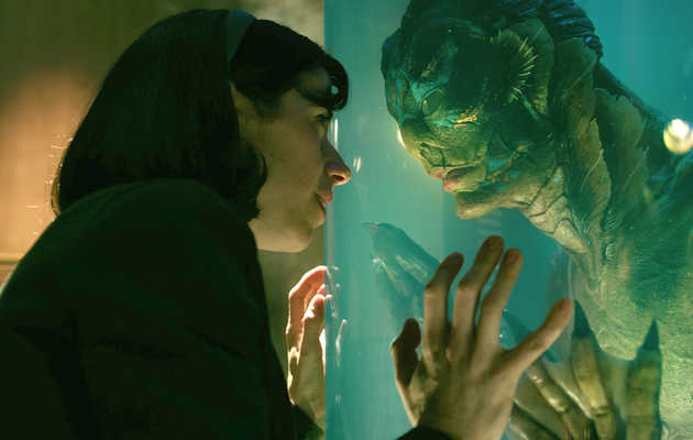 'The Shape of Water' Wants You to Be Sexually Attracted to Its Fish-Man