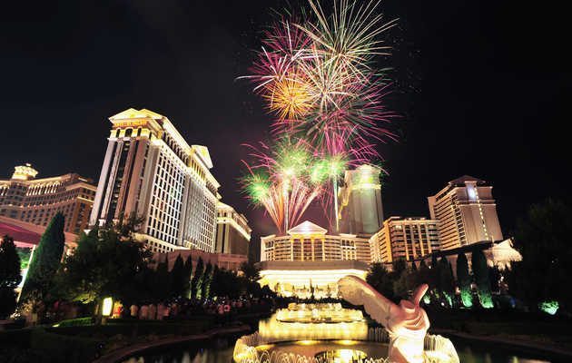 The Ultimate Guide to Great New Year's Eve Parties in Las Vegas