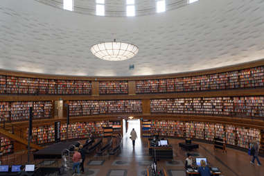 Stadsbiblioteket library