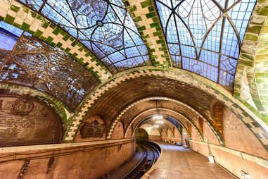Old City Hall Subway Station