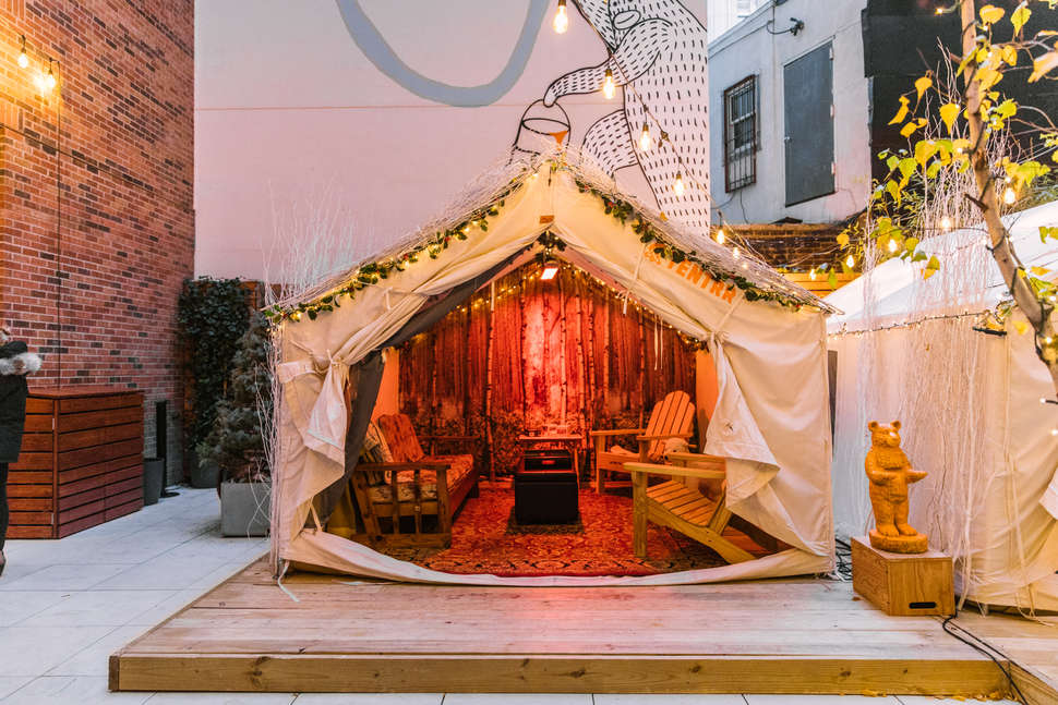 39 Places For Date Night Outside - New York - The Infatuation