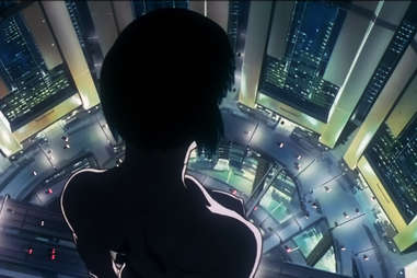 ghost in the shell anime 1995