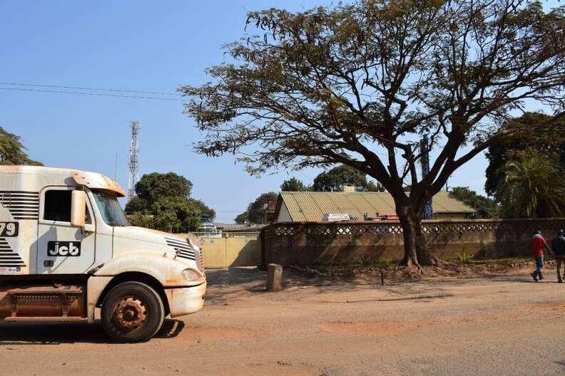 Mining business in Zambia