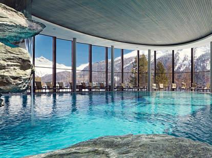Best Indoor Pool Bars Thrillist
