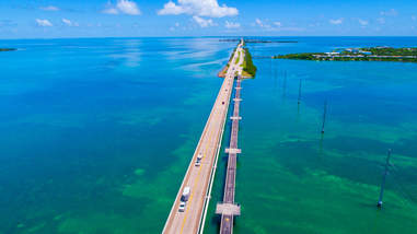 Key West island, Florida Keys