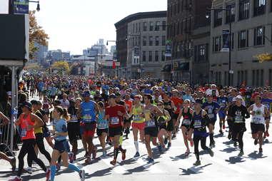 nyc maratoh