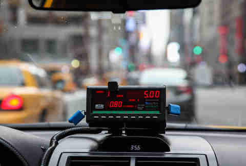 Call Uber Driver >> How to Avoid Scams by Uber, Lyft and Taxis When You Travel - Thrillist