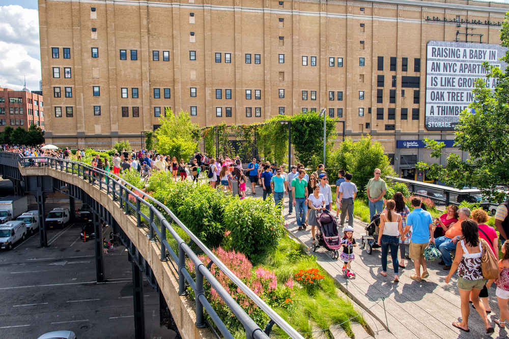 The Best Things to Do on and Around the High Line Right Now