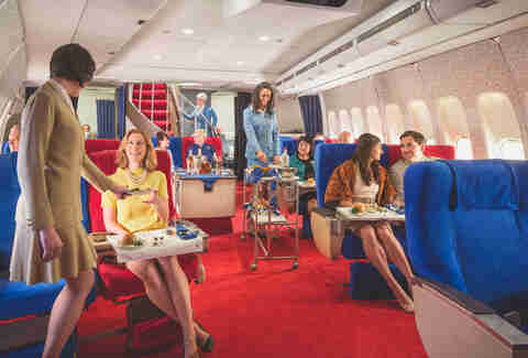 pan am flight experience