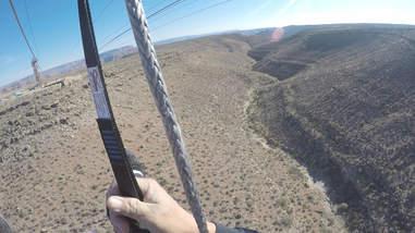 grand canyon zipline