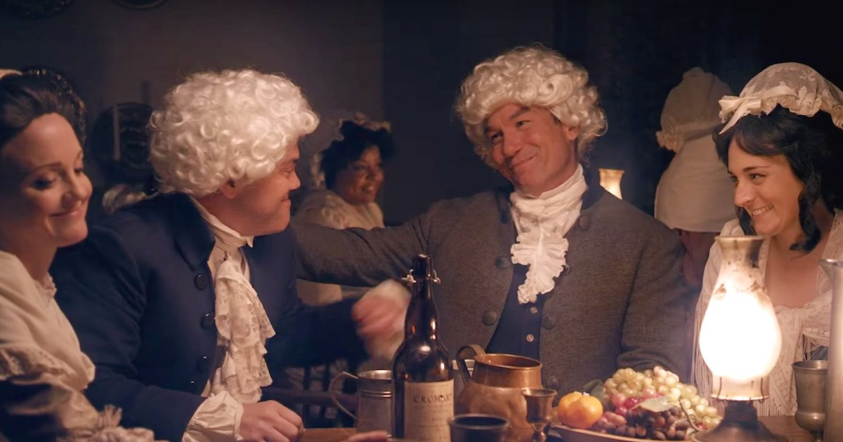 The 13 Funniest 'Drunk History' Videos