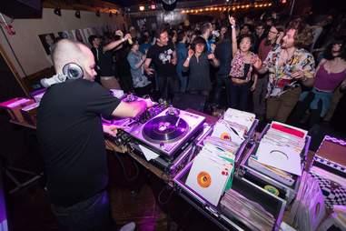 Title Town Soul & Funk Dance Parties