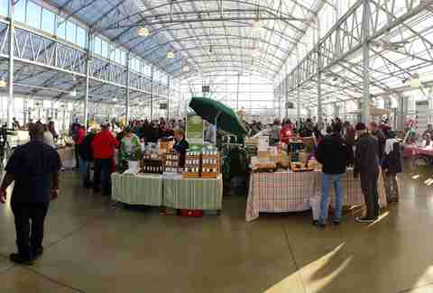 Milwaukee Winter Farmer's Market