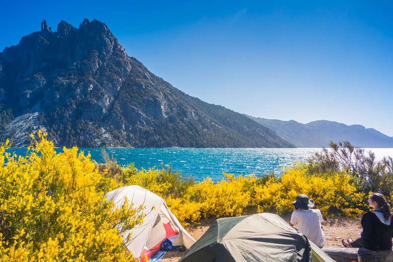 Nahuel Huapi Lake, Argentina
