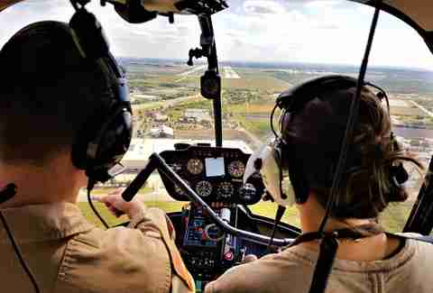Alamo Helicopter Tours