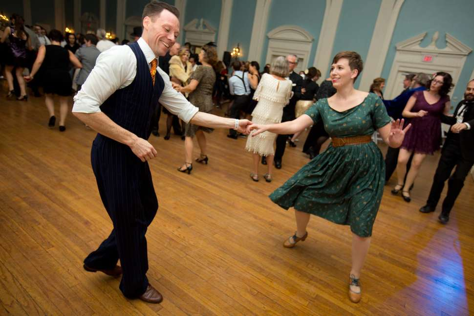 Dating swing dance