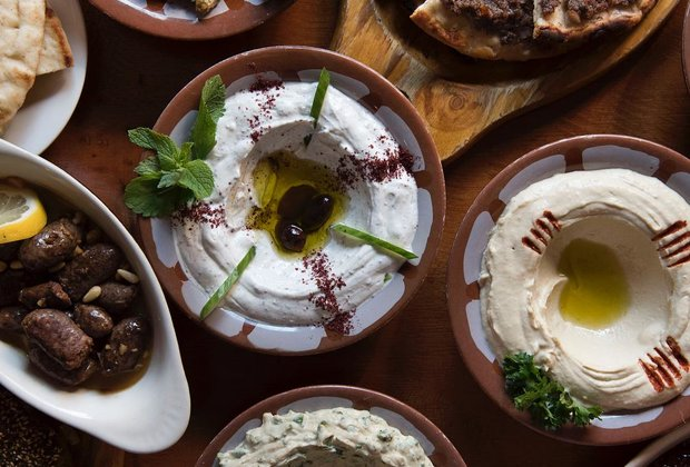 Find a Small Piece of Beirut on Avenue A