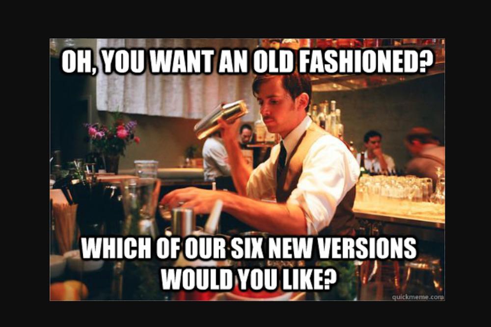Funniest Bartender Memes Thrillist