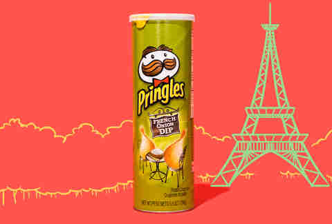 french onion dip pringles