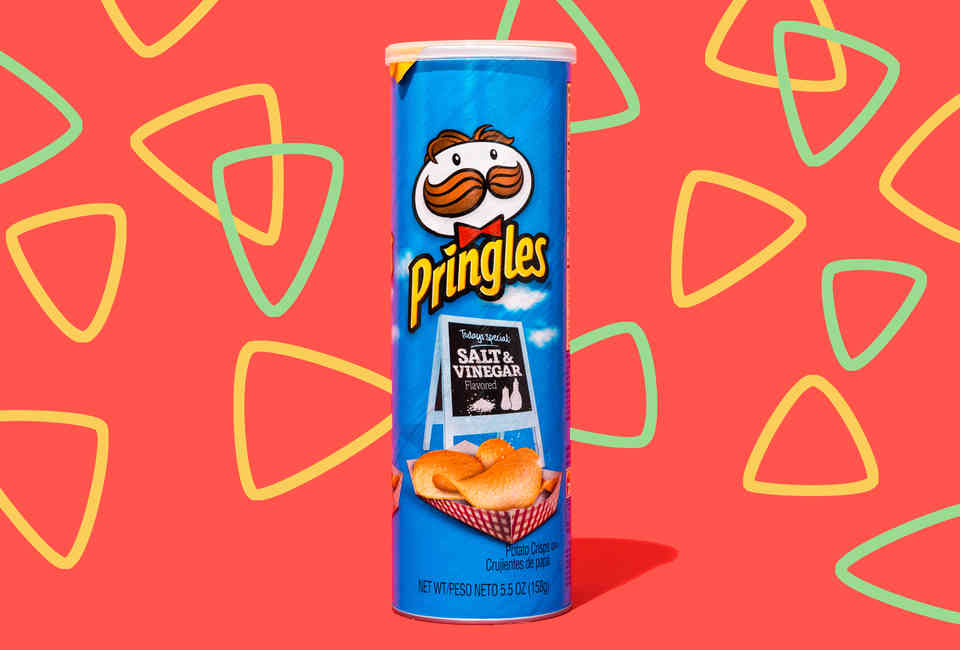 Best Pringles Flavors: Every Chip Flavor, Tested and Ranked