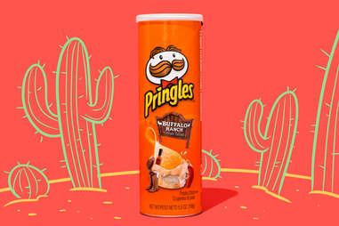 buffalo ranch pringles