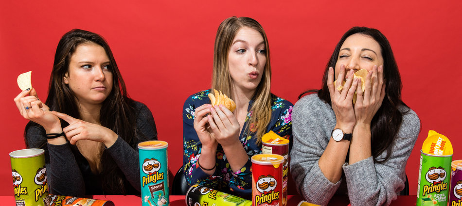 We Ate and Ranked All 32 Pringles Flavors