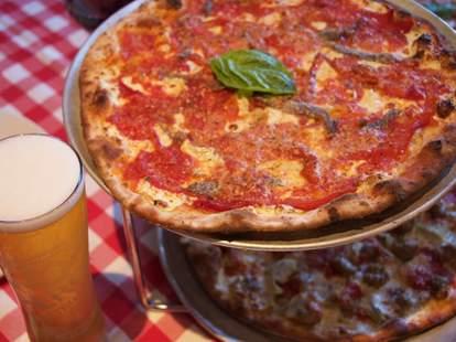 Grimaldi's pizza closed health department