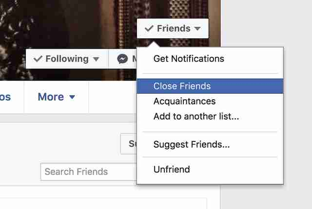 flirting signs on facebook account information check list