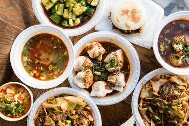 xian famous foods