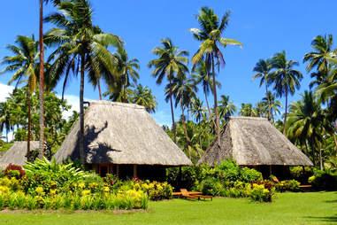 Vanua Levu island, Fiji