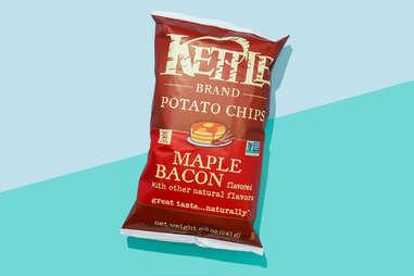 vegan Maple bacon Kettle Chips