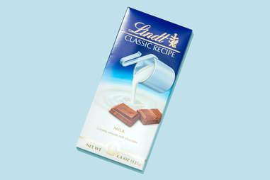 Lindt chocolate bars vegan