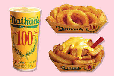nathan's fries and onion rings