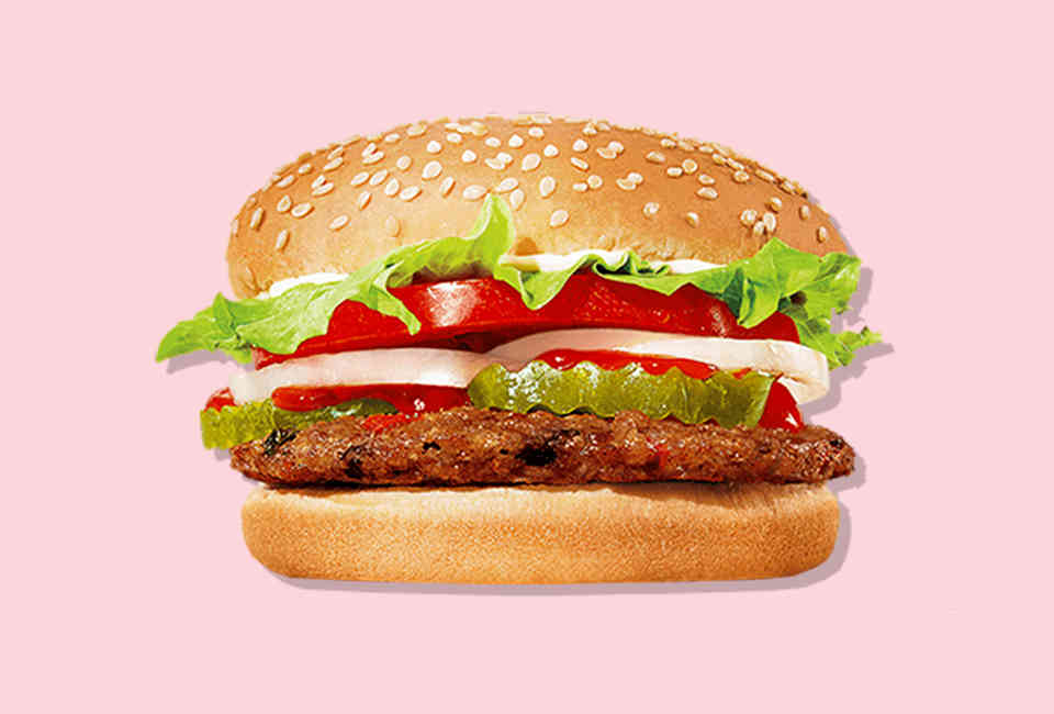 Best Vegetarian Fast Food Options Thrillist