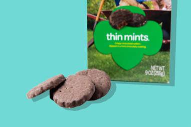 vegan thin mints