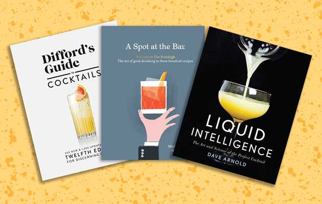 10 Modern Day Cocktail Books Everyone Needs to Own