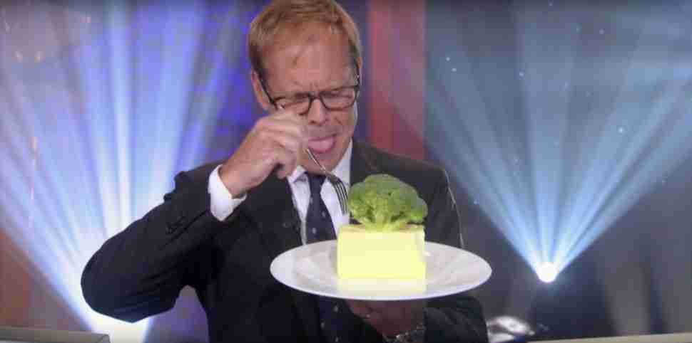 alton brown iron chef america