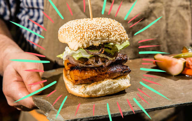 Are Cantaloupe Burgers the Future of Meat?