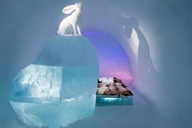 ice hotel sweden arctic circle